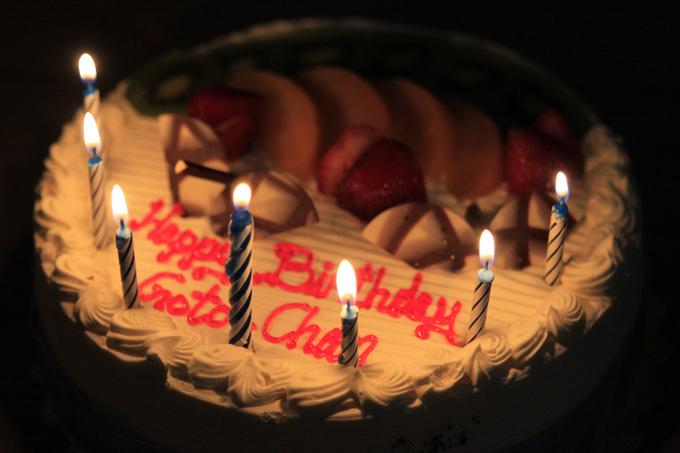 My teacher's Happy Birthday
