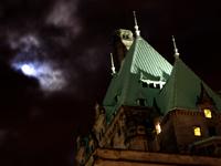 夜のホテルバンクーバー