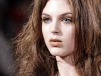 ファッションショーモデルの写真
