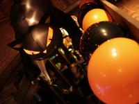 ハロウィーンクラブイベントの写真(TENKA)
