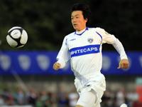 サッカー元日本代表:平野孝選手の写真