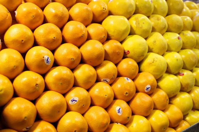 「ぎっしりフルーツ」