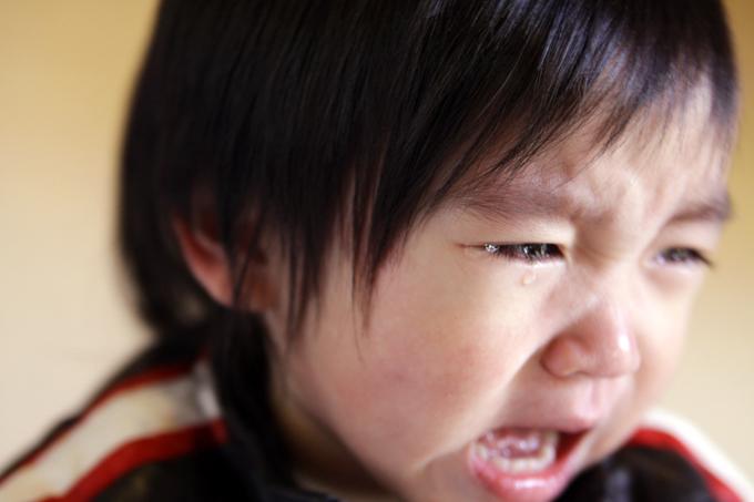 「泣き力」