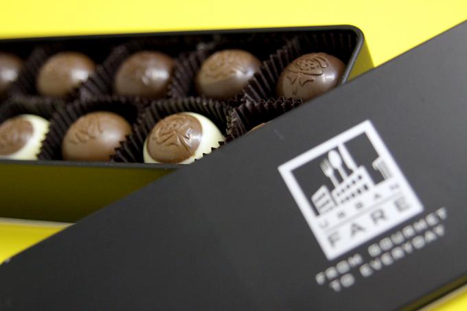 「URBAN FARE」のチョコレート