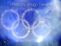 バンクーバーオリンピック前夜祭の写真