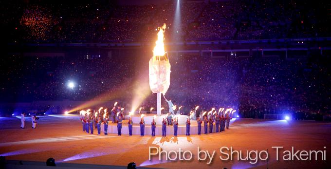 「バンクーバーパラリンピック開幕」