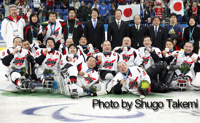 感動&興奮をありがとう日本チーム!!