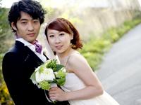 1ST 結婚式のフォトムービー