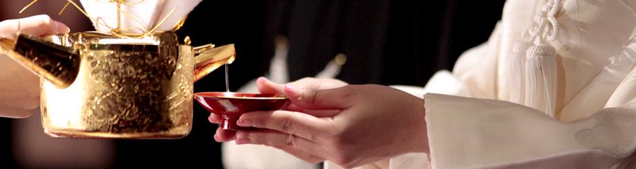 神前式撮影 4TH 結婚式フォトムービー