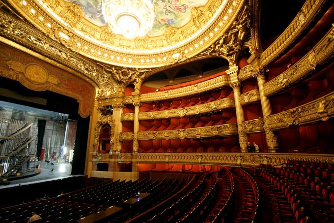 「オペラ座」