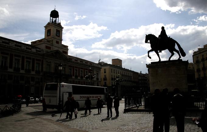 まずはバルセロナに行ってきました〜