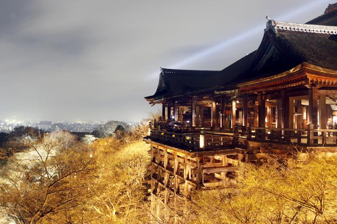 「宵の清水寺」