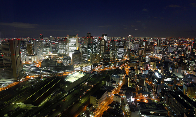 「大阪〜夜の編〜」