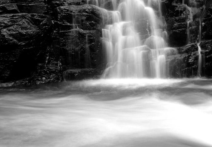 「流れる水と時間」