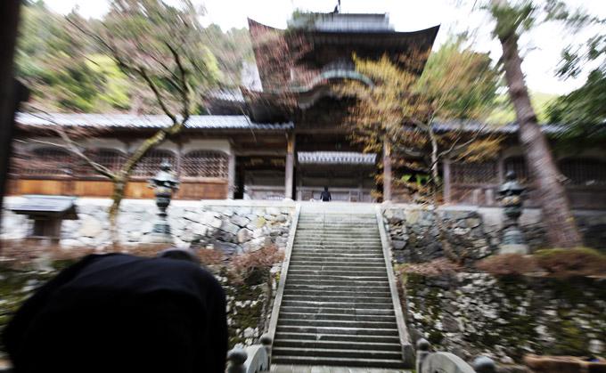 僧侶への道
